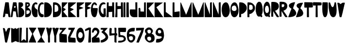 Mondiale™ Font Sample