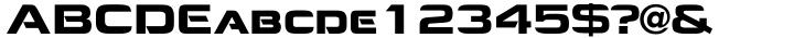 Corporate URW™ Font Sample