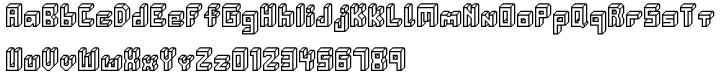 Alabaster™ Font Sample