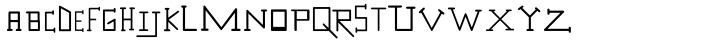 Entoferno™ Font Sample