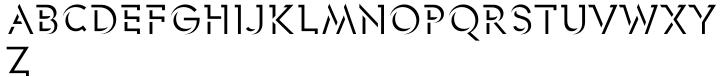 Eclipse Font Sample