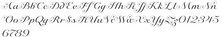 Sildetas™ Font Sample