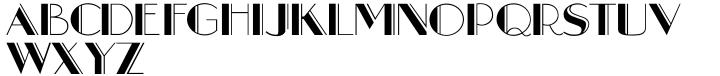 Boul Mich Font Sample