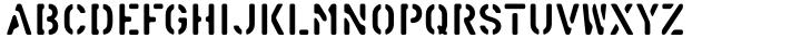 Logistica Font Sample